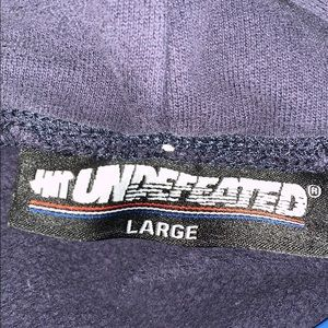 Undefeated Sweaters - Undefeated hoodie